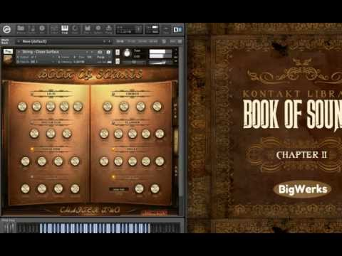 Book Of Sounds II | Beat Demo | Sound Review | Kontakt VST - BigWerks