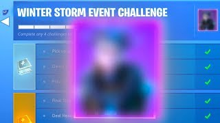 The NEW Fortnite FREE EVENT Rewards..
