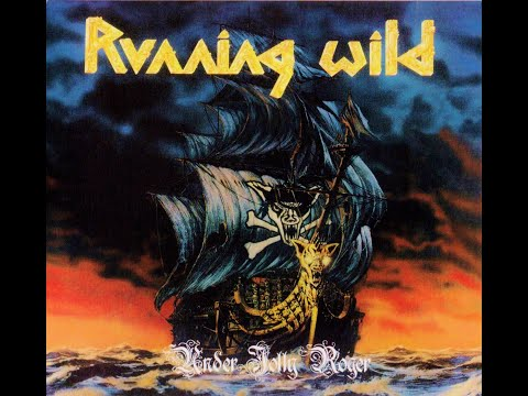 Running Wild - Under Jolly Roger (1987 FULL ALBUM)