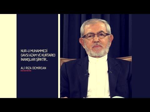 Nur'u Muhammedi, Gavsı Azam ve Kurtarıcı İnanışları Şirktir