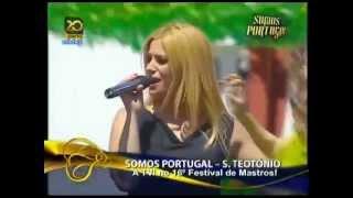 Sao Teotonio Portugal  City pictures : Ana Portugal - Rapaz com Sabor Latino (S. Teotónio - Odemira)