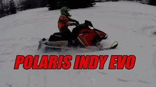 3. Polaris Indy Evo