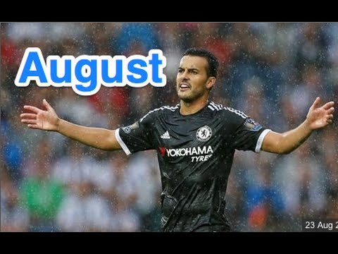 Pedro - August 2015 - Monthly Review - HD