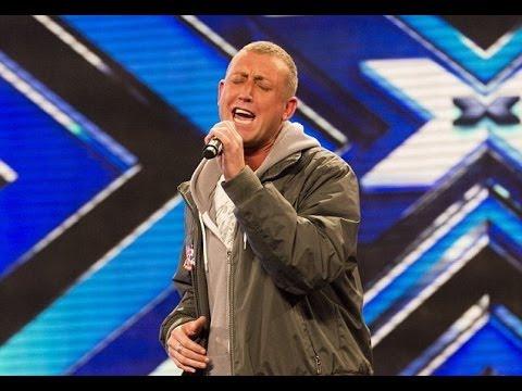 Christopher Maloney's audition LEGENDADO PT BR HD X-Factor Insta: @emerson_nolasco