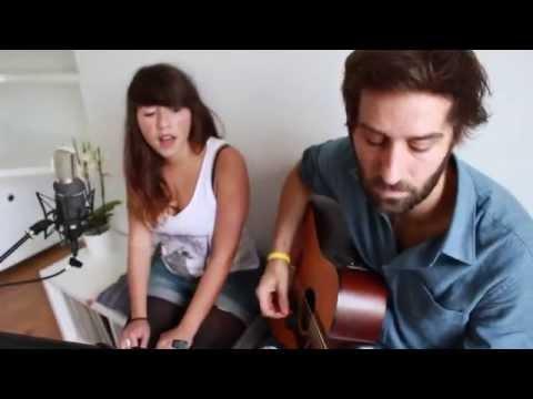 Damien Fleau ft. Sophia Laizeau: I See the sunshine (live acoustic version)