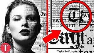 "Video Hidden Secrets You Missed In Taylor Swift's ""Reputation"" | Talko News MP3, 3GP, MP4, WEBM, AVI, FLV Maret 2018"