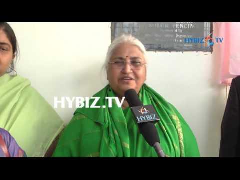 Manjula Kalyan-SBH Donates Solar Heater to SKFUS