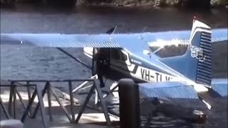 Strahan Australia  city pictures gallery : Seaplane - Strahan to Gordon River - Tasmania - Australia