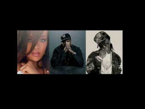 Rihanna - Live Your Life With Lil Wayne And Jay-Z [Pr0Chris Remix]