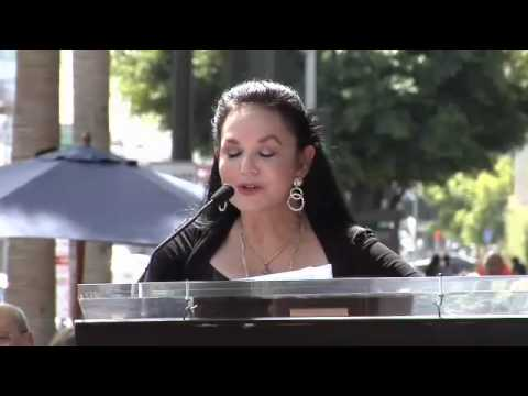Crystal Gayle Walk of Fame Ceremony