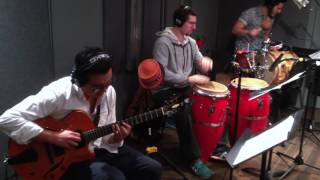 Latin American Folk Experiment - La Zuca live in studio