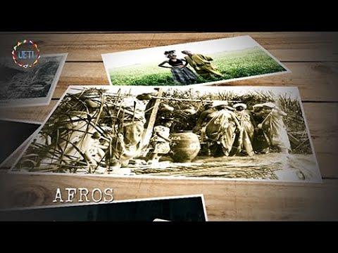 UETI - Punhados de História - 02 - AFROS