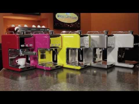 Delonghi kMix Espresso Maker : What's Brewing #34