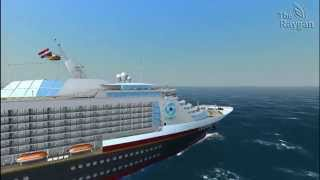 MS Oceana Sinking - Ship Simulator Extremes