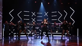 Meghan Trainor Performs 'No' Video