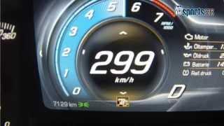 6. 2015 Corvette Z06 - Top Speed Acceleration & Sound
