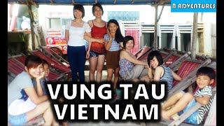 Vung Tau Vietnam  city photo : Vung Tau Beach, Rex Hotel, Local Girls & Food, Vietnam Travel Vlog Ep2
