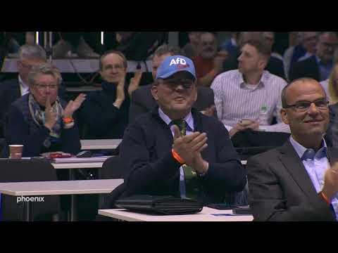 Rede von Jörg Meuthen bei der Europawahlversammlung d ...