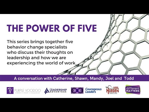 Power of Five: Season 1, Episode 5 - Trust and Empowerment
