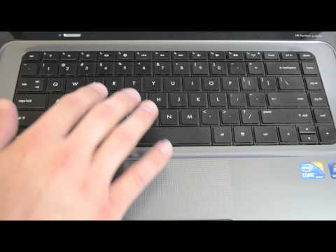 HP Pavilion g6 Review and Hands On