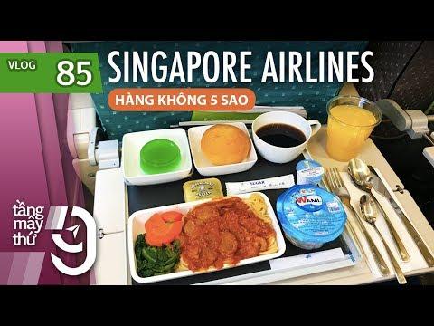 [M9] #85: Đi Nepal với hãng hàng không 5 sao của Singapore Airlines | Yêu Máy Bay - Thời lượng: 12 phút.