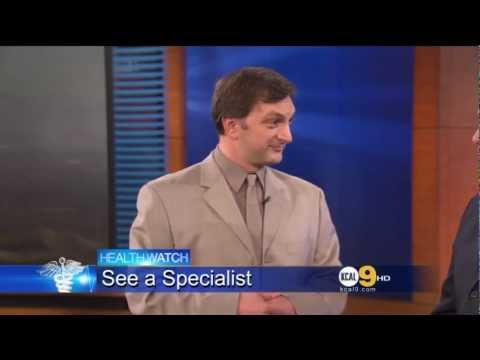 Dr. Armen Hagopjanian stops by KCAL to share tips on promoting Joint Health
