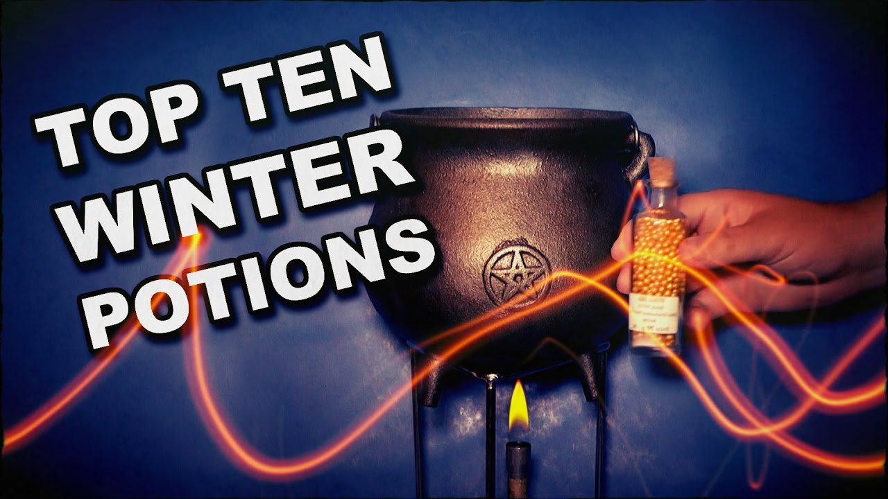 Higgypop's Top Ten Winter Potions 2016