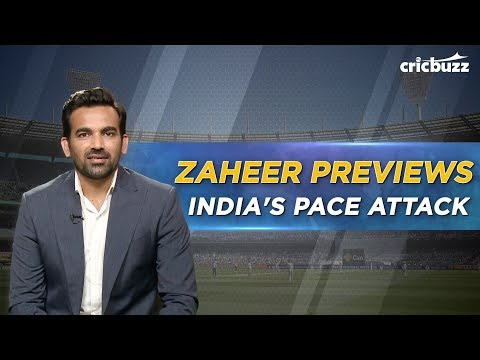 Ishant-led pace attack's experience will be the key for India's success - Zaheer Khan