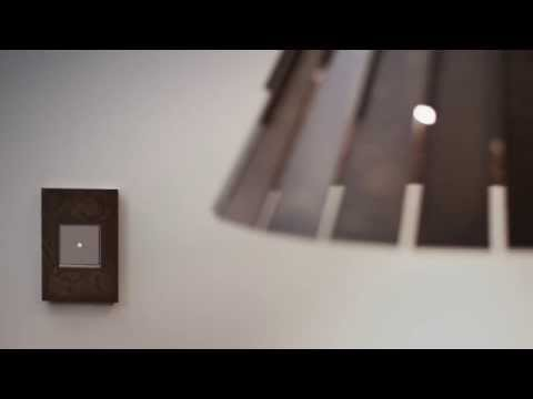 Video for Hubbardton Forge Bronze 1-Gang Wall Plate