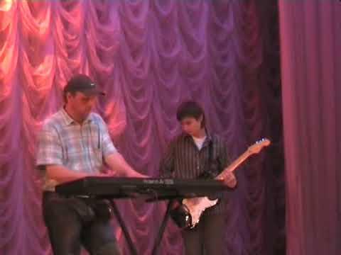 Концерт с Александром Звинцовым в  ДК им. Газа. С. Петербург,  15. 06. 2007 г.