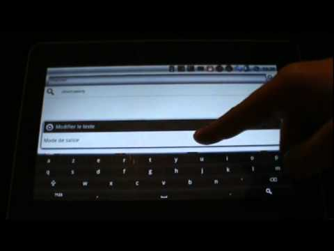 Video of Clavier Android Azerty