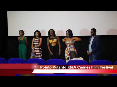 Press conference : Potato Potahto (Cannes Film Festival)