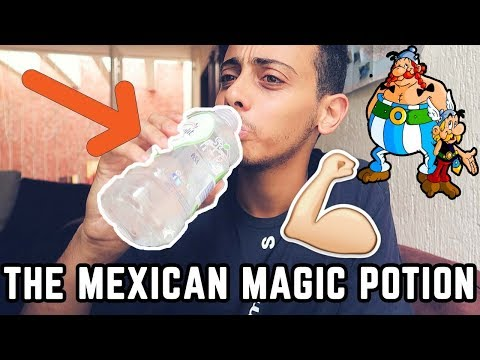 THE MEXICAN MAGIC POTION