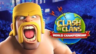 Clash of Clans World Championship 2019 ($1,000,000 Prize Pool!)