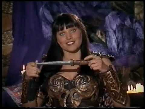 Xena: Warrior Princess Season 1 Promo - Lucy Lawless