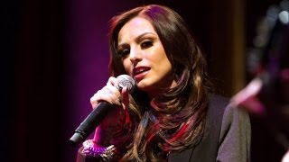 """Cher Lloyd Sings Katy Perry's """"E.T."""" - Live Women In Music Candid Cover"""