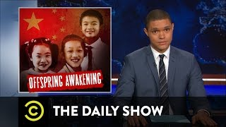 Video China Ditches Its One-Child Policy: The Daily Show MP3, 3GP, MP4, WEBM, AVI, FLV April 2018