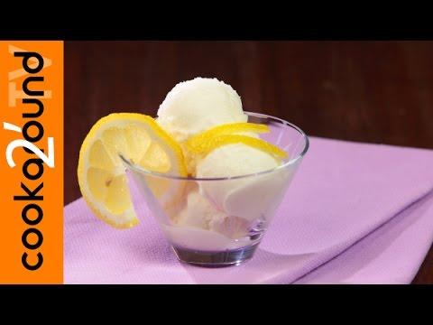 gelato al limone - ricetta