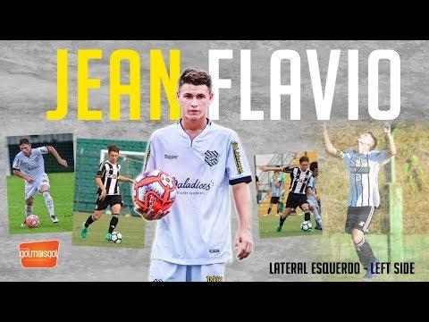 JEAN FLAVIO / LATERAL ESQUERDO / Jean Flavio Berna...