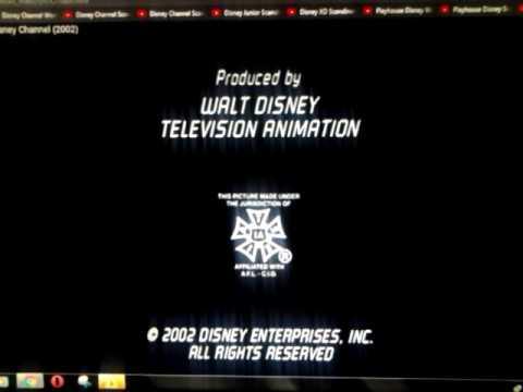 Walt Disney Television Animation/Disney Channel Original - Tube.NuwanNET