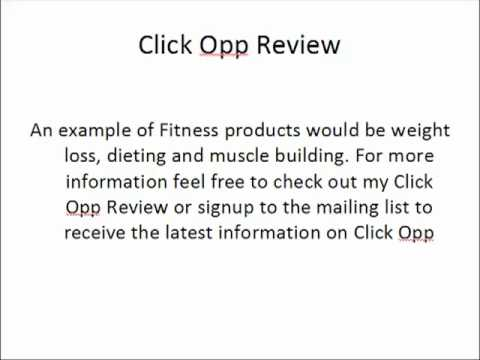 Click Opp Review