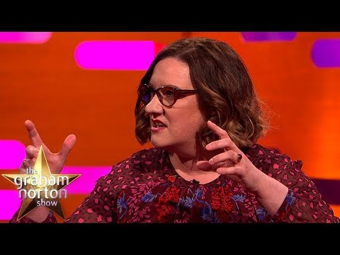 Sarah Millican Was Bitten on the Nipple by a Mosquito | The Graham Norton Show