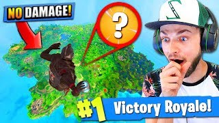 Video Falling at *MAX* HEIGHT - Can a PORT-A-FORT save you? - Fortnite: Battle Royale! MP3, 3GP, MP4, WEBM, AVI, FLV Juni 2018