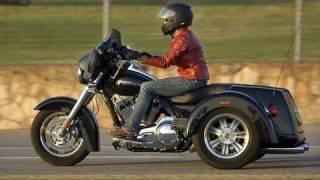 9. 2010 Harley-Davidson Street Glide trike