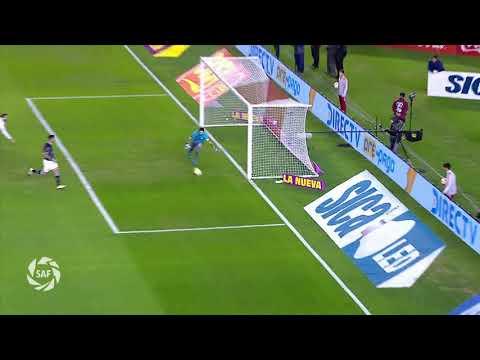 Gol de Matías Suárez vs. Atlético Tucumán