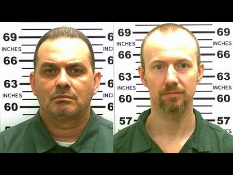 World's best prison escapes: Two killers escape maximum security New York prison & more compilation