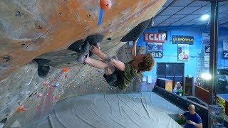 Routesetting Series - Episode 2 - Jackie Hueftle And Ian Powell by Eric Karlsson Bouldering