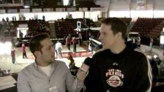 Mark Madsen Interview - 2010 D-League Showcase