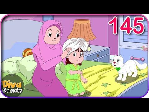 Seri Diva | Eps 145 Ada Kutu di Rambut Diva | Diva The Series Official