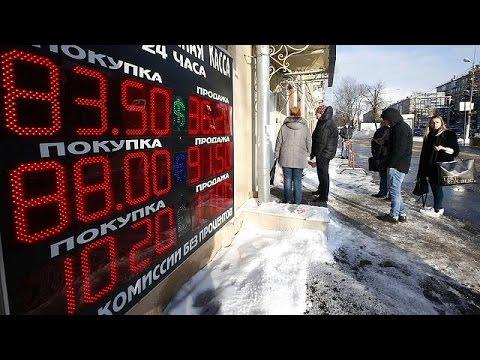 Ρωσία: νέο ιστορικά χαμηλό για το ρούβλι – economy